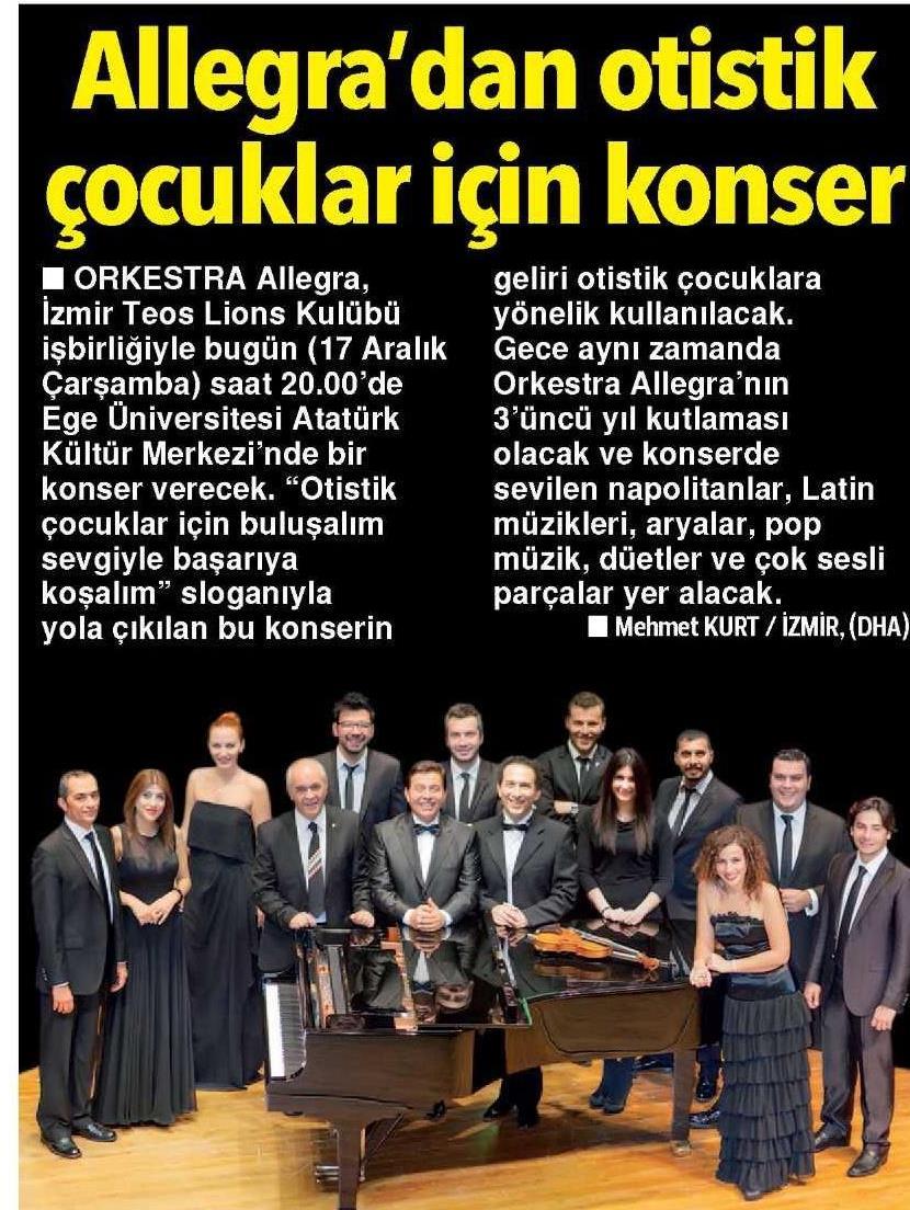 İzmir Hürriyet 17 Aralık 2014