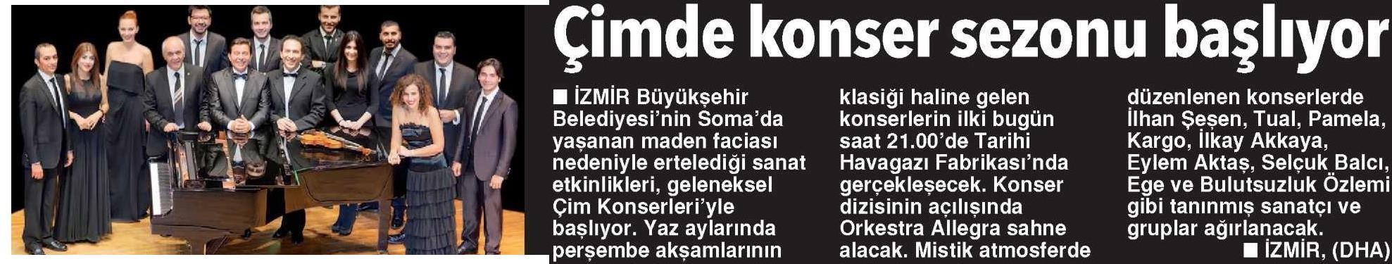 İzmir Hürriyet 29 Mayıs 2014