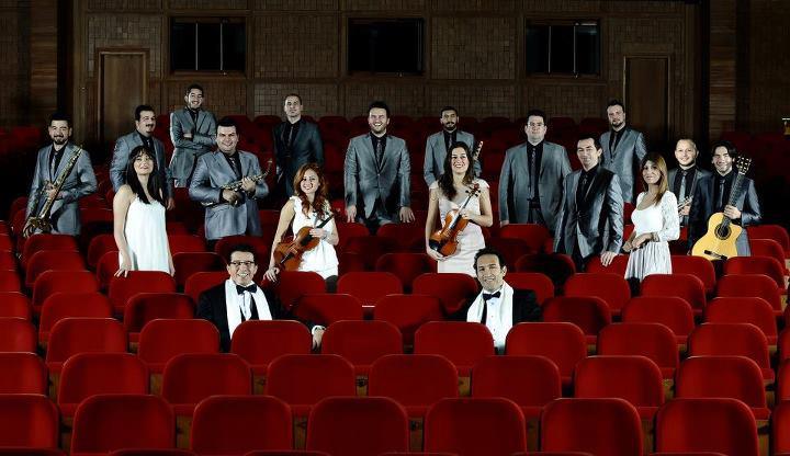 Orkestra Allegra - Aydın Uştuk
